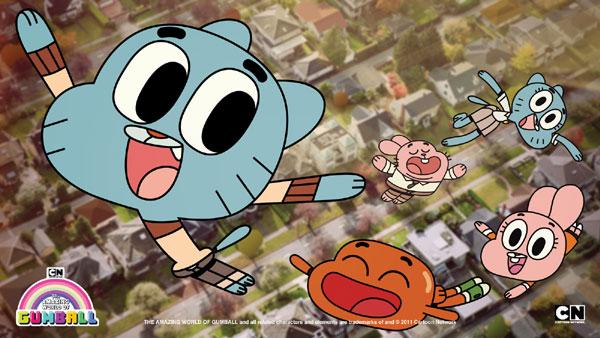Cartoon Network va lansa al şaselea sezon din uimitoarea lume a lui Gumball