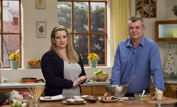 Septembrie aduce rețete regale și ciocolată cât cuprinde, la TV Paprika