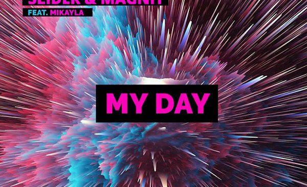 """În colaborare cu DJ-ii din Rusia, Slider & Magnit, Vanotek lansează """"My Day"""" (feat. Mikayla)"""