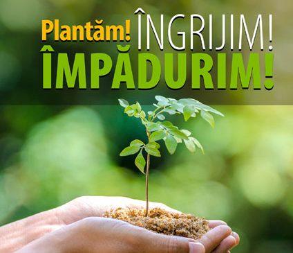 Plantăm fapte bune în România ajunge pentru prima dată la Cluj
