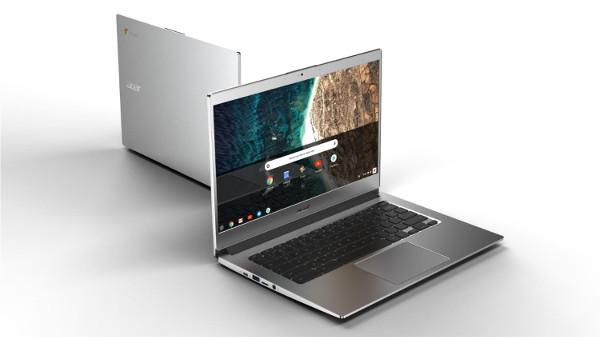 Acer își asigură prima poziție de pe piața de Chromebook-uri din Europa1 prin lansarea unui nou model performant