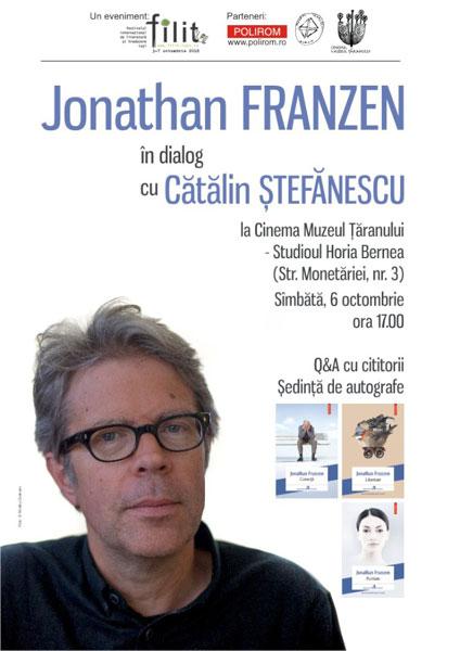 afis Jonathan Franzen