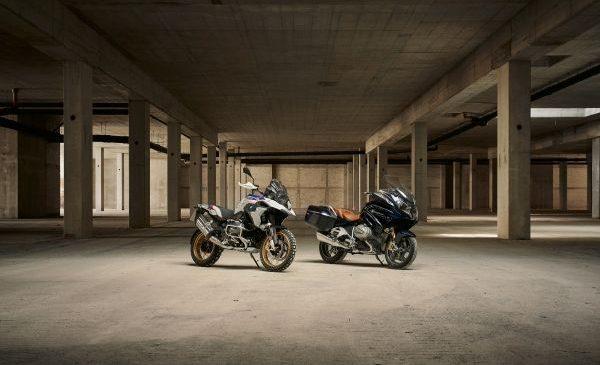 Noul BMW R 1250 GS şi noul BMW R 1250 RT