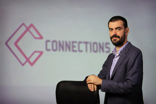 Bogdan Florea, fondator și CEO Connections