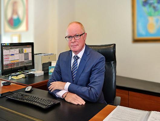 Dominic Bruynseels, Președinte Executiv Piraeus Bank România