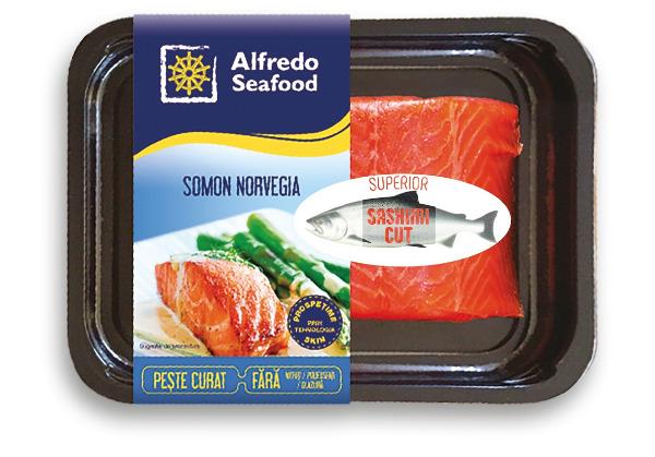 File somon sashimi cut - Alfredo