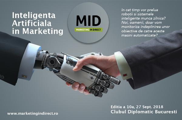 Inteligența Artificială în Marketing
