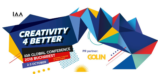 Golin susține Globală IAA Creativity4Better