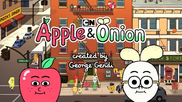Noul serial de comedie, Măr și Ceapă, va avea premiera luni, 10 septembrie, la Cartoon Network