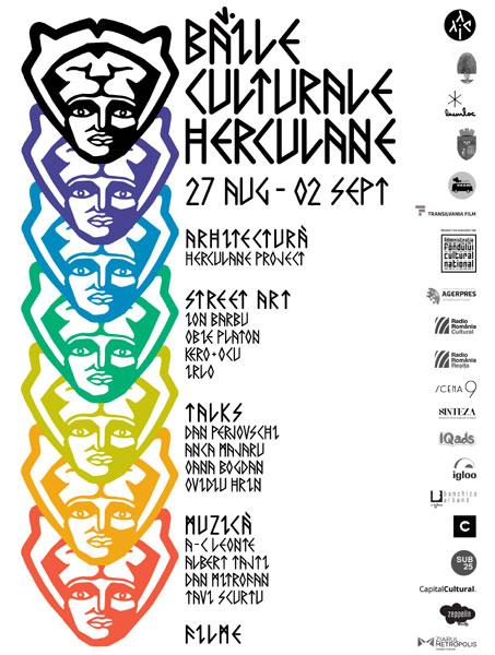 poster Baile Culturale Herculane