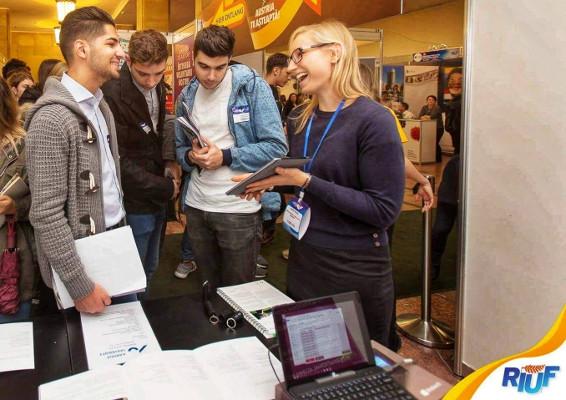 Romanian International University Fair RIUF