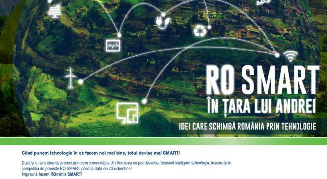 OMV Petrom lansează competiția națională de proiecte RO SMART în Țara lui Andrei