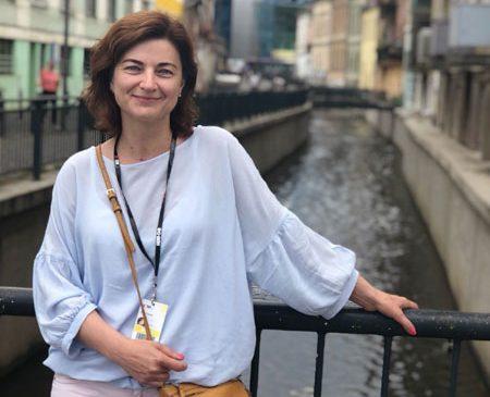 """Documentarul """"Pe cale"""", despre familia lui Tibi Ușeriu, în regia Anei Preda, singurul film românesc nominalizat la festivalul european Prix Europa de la Berlin"""