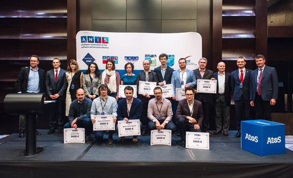 Bioinformatică, Internet of Things, computer vision, cybersecurity, Big Data printre tehnologiile propuse de cadrele didactice premiate la Gala Bursele ANIS