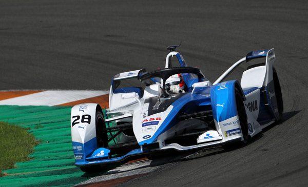 Performanţe foarte bune pentru BMW iFE.18 la Valencia