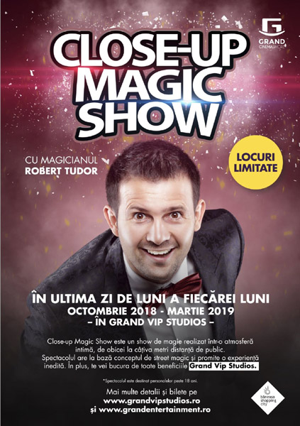 Close-UP Magic Show
