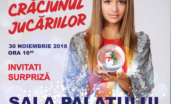 Iuliana Beregoi va sustine un concert caritabil la Sala Palatului pe 30 noiembrie
