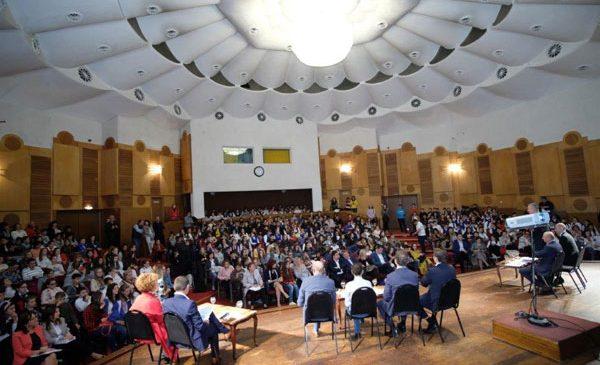 Copiii au luat cuvântul într-o consultare cetățenească unică despre viitorul Uniunii Europene: #EuropeKidsWant