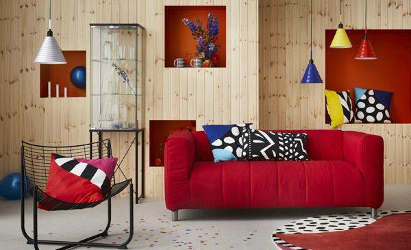 În această toamnă, IKEA aduce o explozie de culoare prin lansarea a patru colecții noi