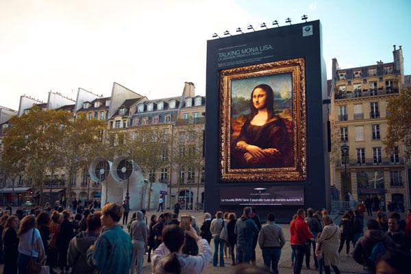Hey Mona Lisa