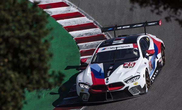 După două victorii consecutive, BMW Team RLL concurează la Petit Le Mans