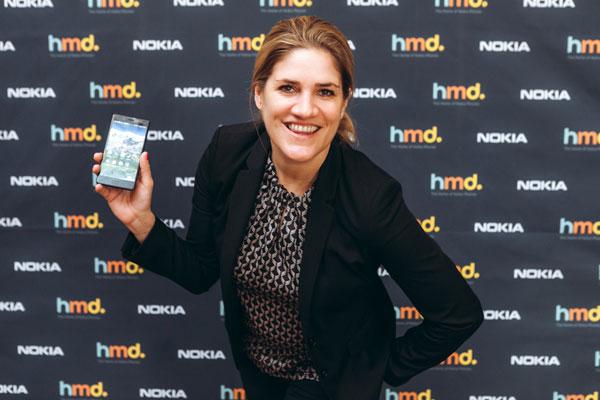 Judith Haberlehner, Director Relatii Publice Europa de Est, HMD Global