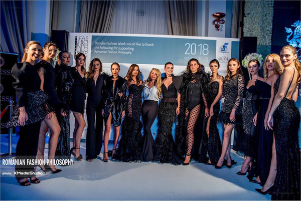 Monarh Design, Black Angel Collection 2019, Larisa Lupoiu