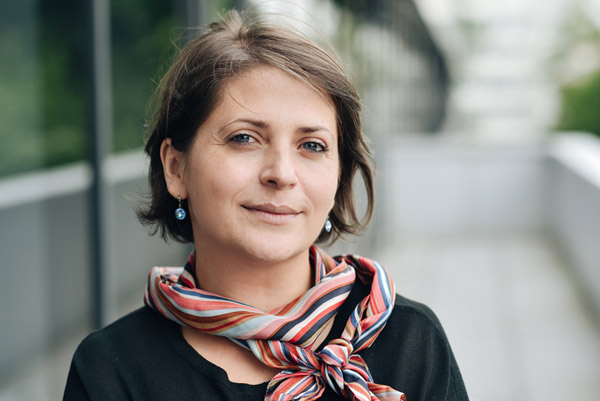 Raluca Bontaș, Partener Global Employer Services, Deloitte România