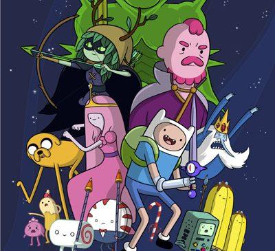 Haideţi să vedeţi deznodământul aventurii lui Finn şi Jake, sâmbătă, 20 octombrie, la Cartoon Network
