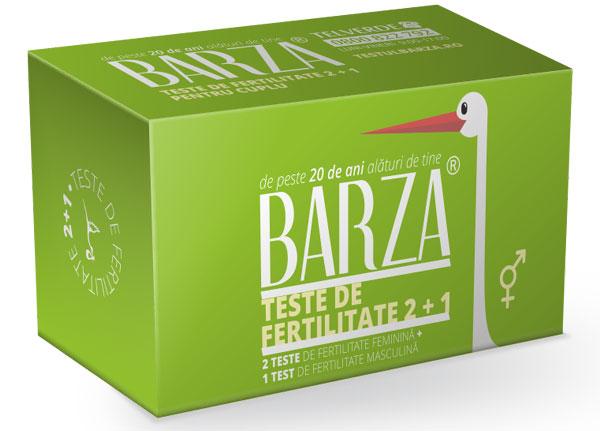 Testul de fertilitate Barza