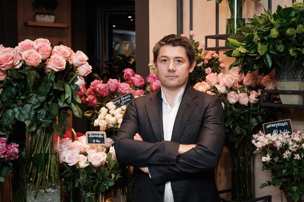 Adrian Ciucur, CEO Grup Floria