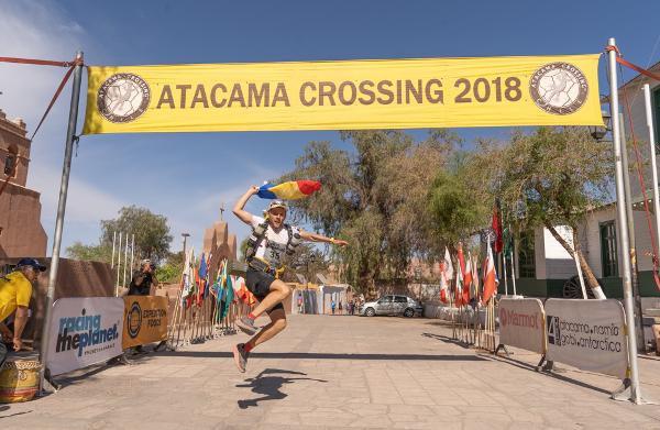 Andrei Gligor - Atacama Crossing