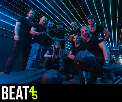 Beat 45: un boutique fitness studio unic în București