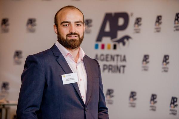 Călin Pascu, Manager General Agenția de Print