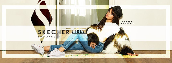 SKECHERS lansează Street Collection x Camila Cabello