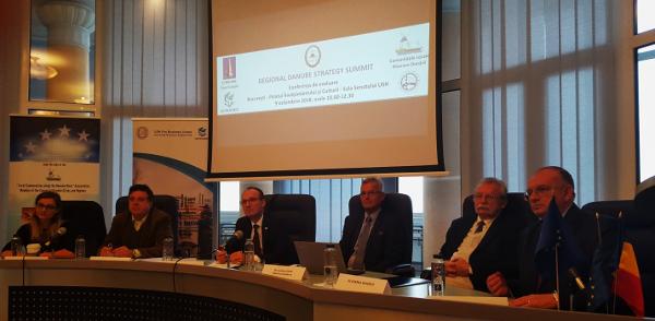 A fost lansată Academia Dunăreană a Inovării Macroregionale