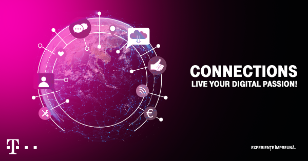 Connections, powered by Telekom Romania