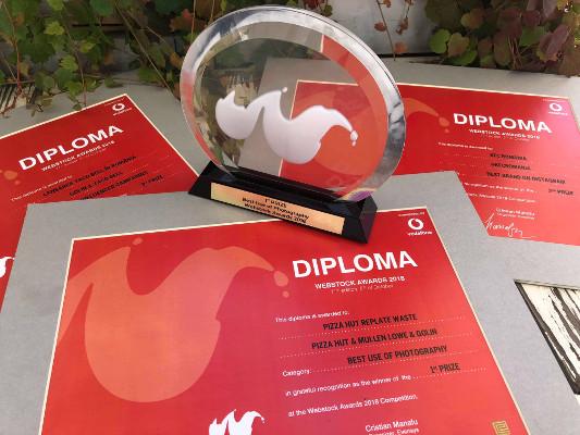 Golin devine cea mai premiata agentie de PR anul acesta la Webstock