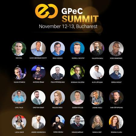 speakeri GPeC SUMMIT