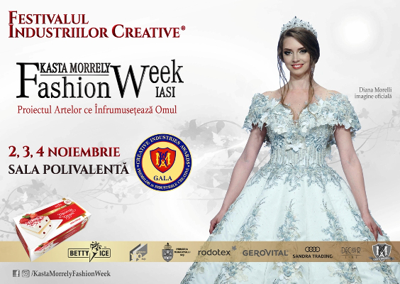 Kasta Morrely Fashion Week® a VII-a ediție