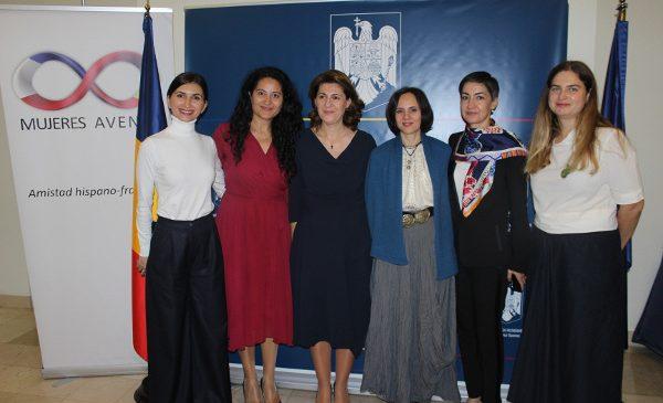 Leadership-ul feminin din România, abordarea managerială și natura ca sursă de inspirație pentru antreprenoriatul sustenabil au scris agenda unui eveniment la Madrid, în contextul Centenarului Marii Uniri