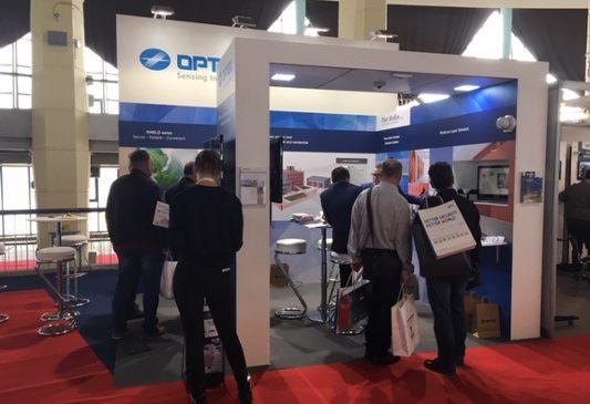 OPTEX prezintă la Romanian Security Fair 2018 avantajele senzorilor Redscan prin prisma integrării