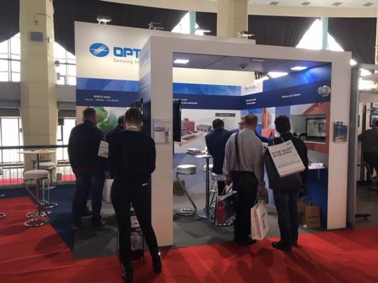 OPTEX Romanian Security Fair 2018