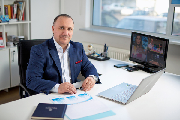 Ugur Yesil, noul CEO Kanal D si Executive Board Member al Kanal D
