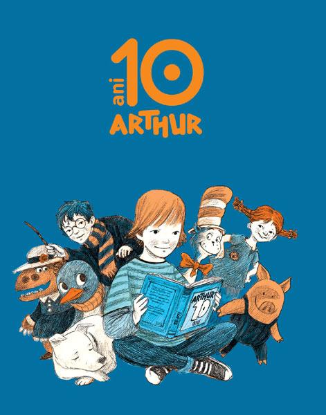 Arthur 10 ani