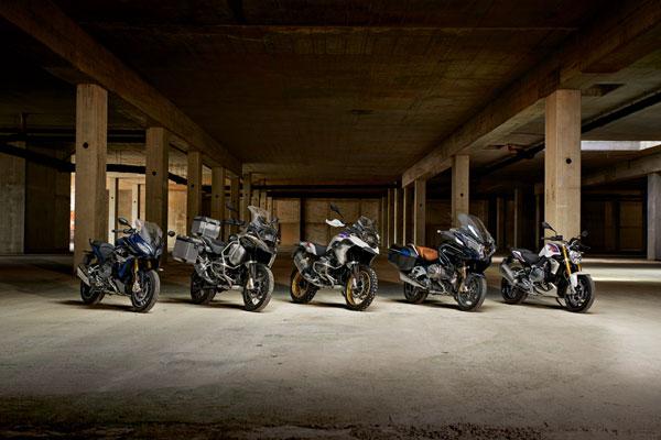 BMW Motorrad R 1250 family