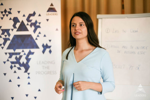 Beatrice Alexandrescu, LEADERS