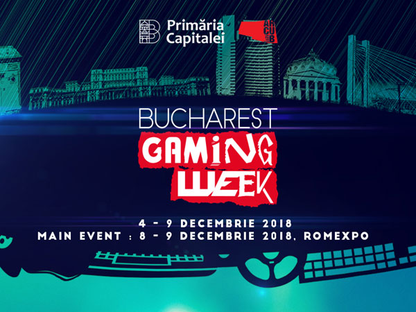 Bucharest Gaming Week II