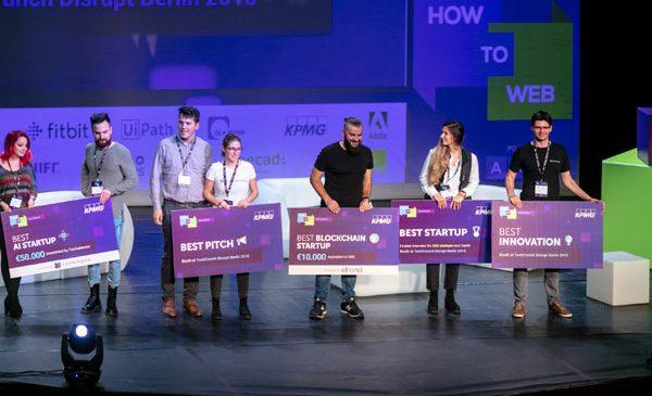 MEDIjobs, prima platformă digitală de recrutare în domeniul medical, marele câștigător al competiției de startup-uri din cadrul How to Web 2018