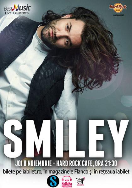 Concert Smiley 8 nov